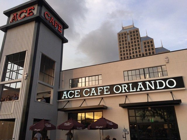 Ace Orlando clock tower