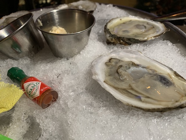 Amso oysters