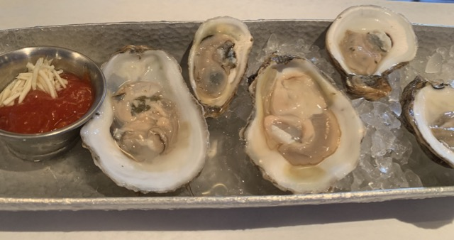 BigFin oysters