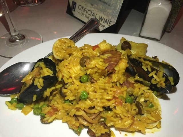 Big Fin paella