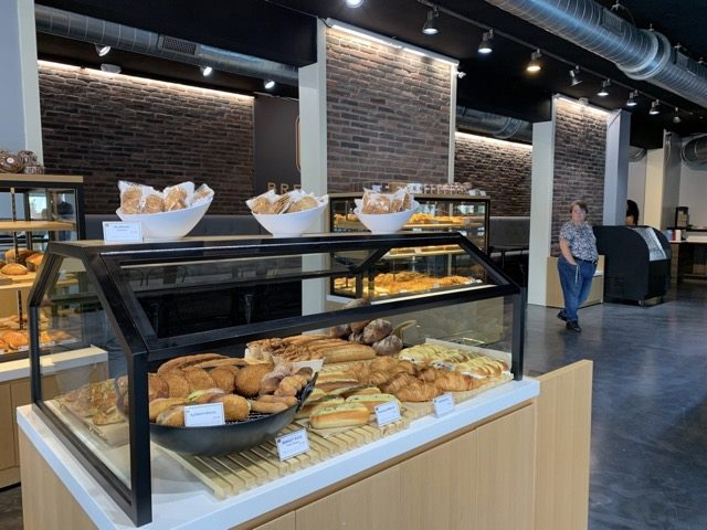 Bread co display
