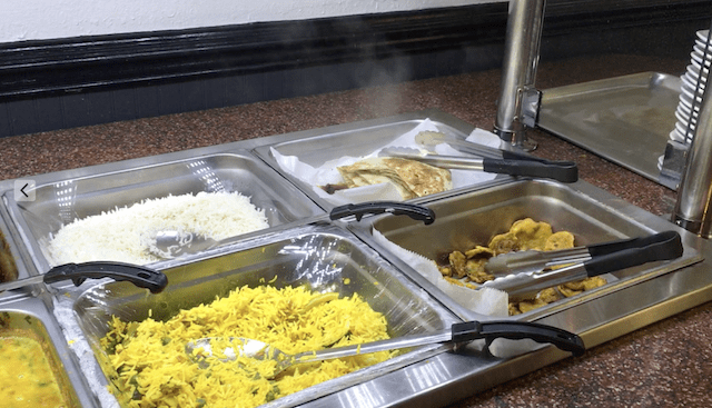 Curry Mantra buffet