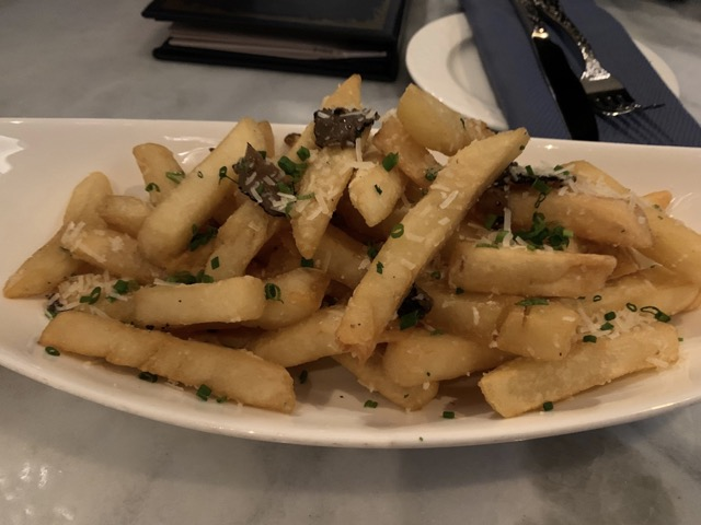 Enchanted fries