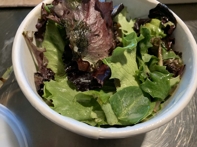 FWtakeout salad