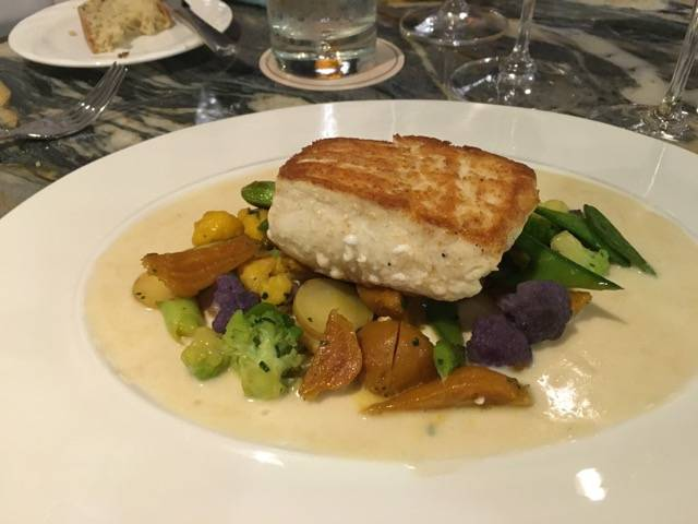 Flying Fish halibut