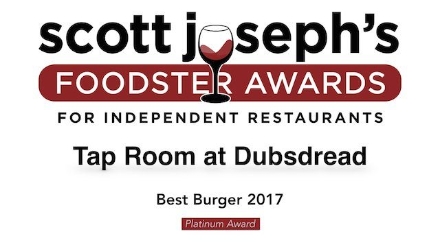 Foodster Award Best Burger Platinum.001