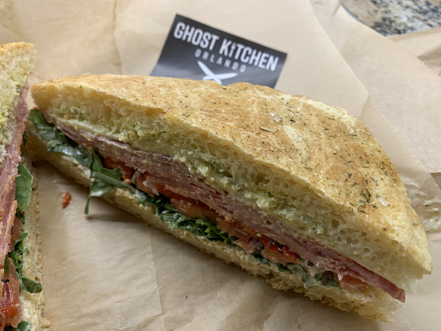 GhostKitchen sandwich
