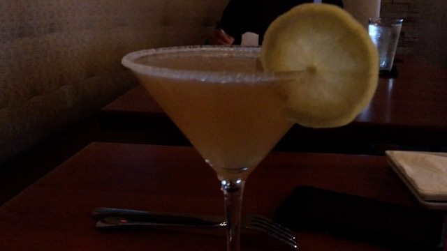 Hangry Bison sidecar