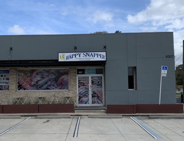 Happy Snapper exterior