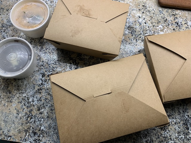 Hungerst togo boxes