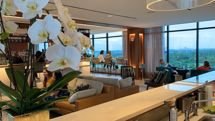 Illume orchid view