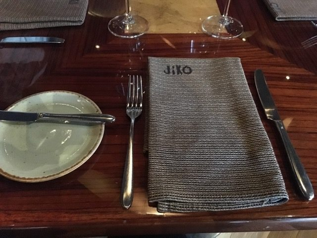 Jiko table