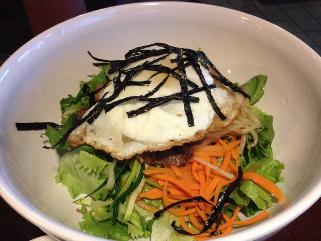 Korea House bibimbap