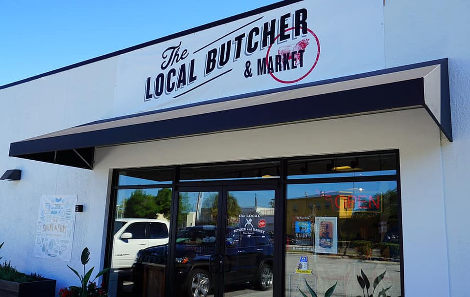 Local Butcher ext