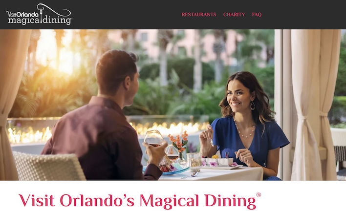 Magical Dining 21