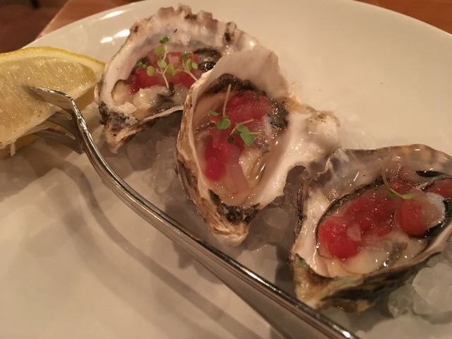 Millenia106 oysters