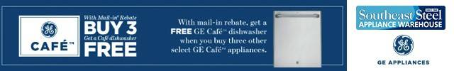 SES Cafe Buy 3 get DISH Free