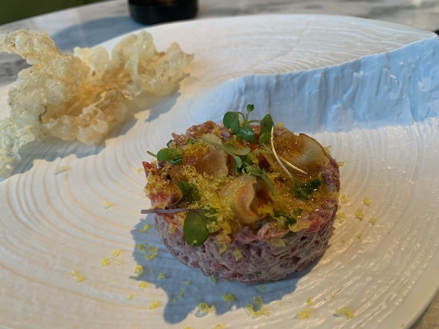 SearSea tartare