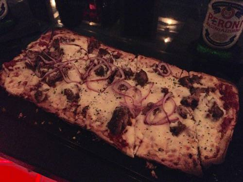 Segafredo Pizza