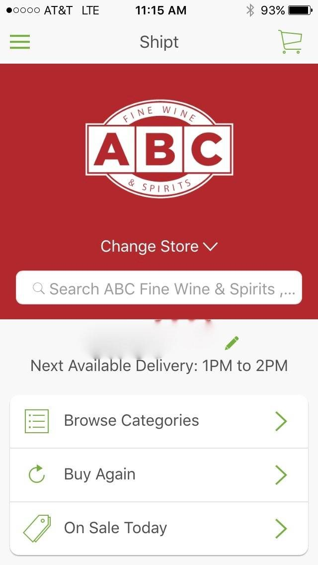 Need Groceries, Wine, Vodka? With Shipt It's Shopped and Delivered
