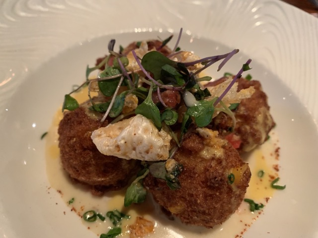 Soco magdine fritters