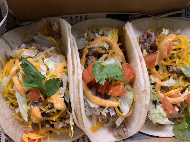Streetwise tacos