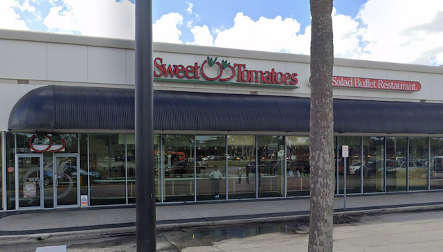 Sweet Tomatoes ext