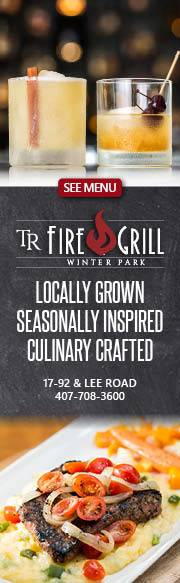TR Fire Grill