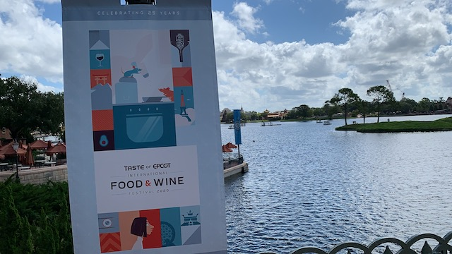 TasteEpcot sign