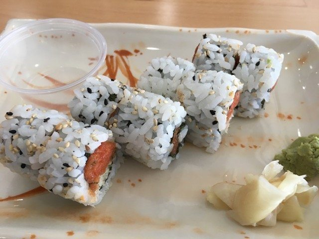 Tenji tuna roll