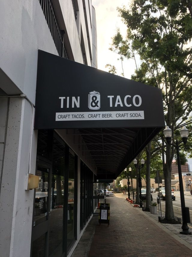 Tin and Taco ext