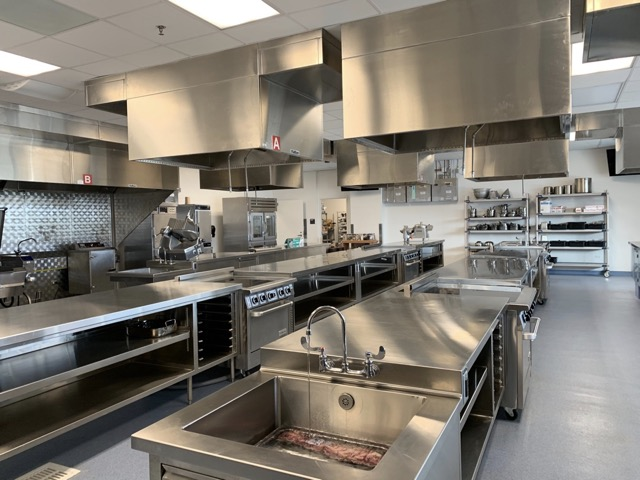 Valencia induction kitchen