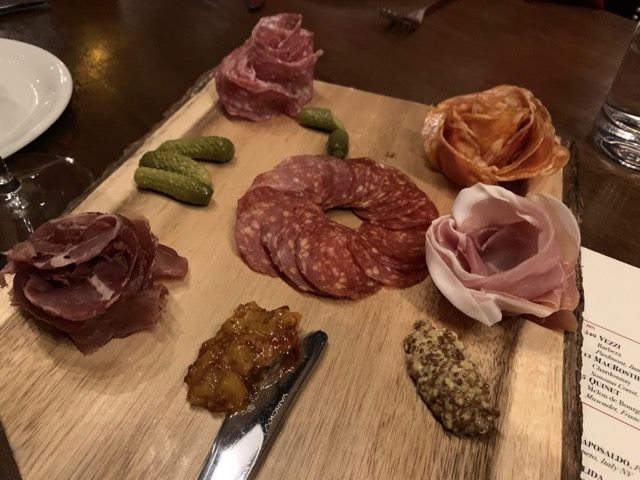 Winebargeorge charcuterie