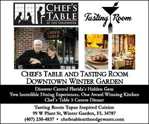 Chefs Table Edgewater