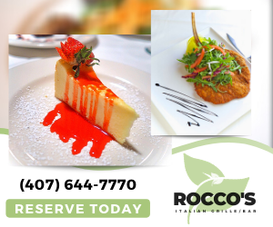 Roccos Grill - Sidebar Square