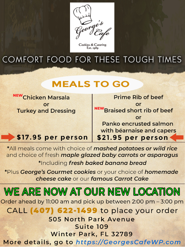 georges meals for 4 to go copy