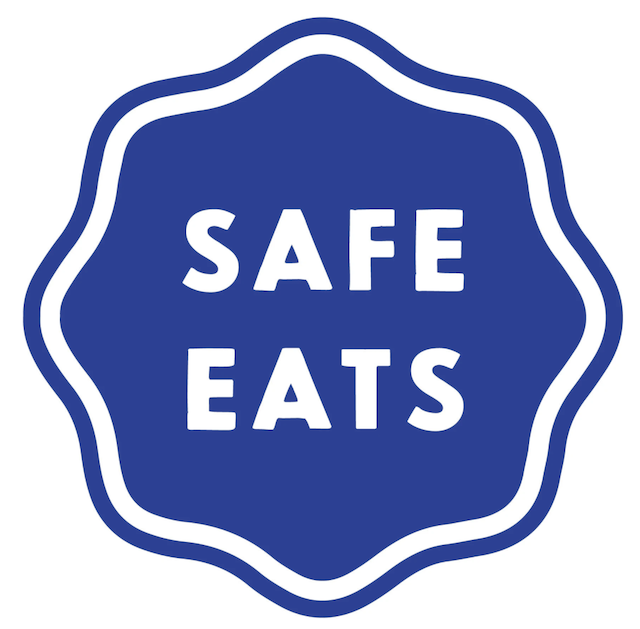 safe eats logo