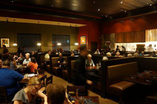 Firebirds dining room