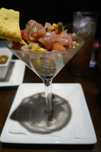 Outriggers ceviche