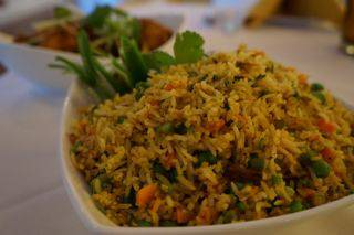 Raga fried rice