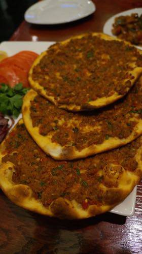 Turkish Bar pide