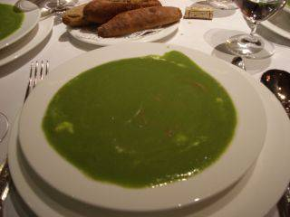 Rules pea soup