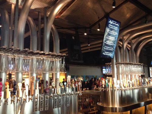 Yardhouse taps