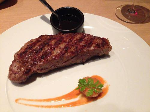 capa steak