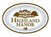 highland manor logo