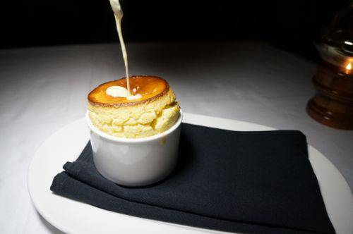 old hickory souffle