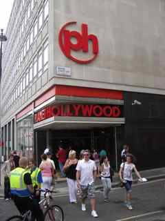 Plaent Hollywood Haymarket