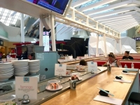 Sushigami booths